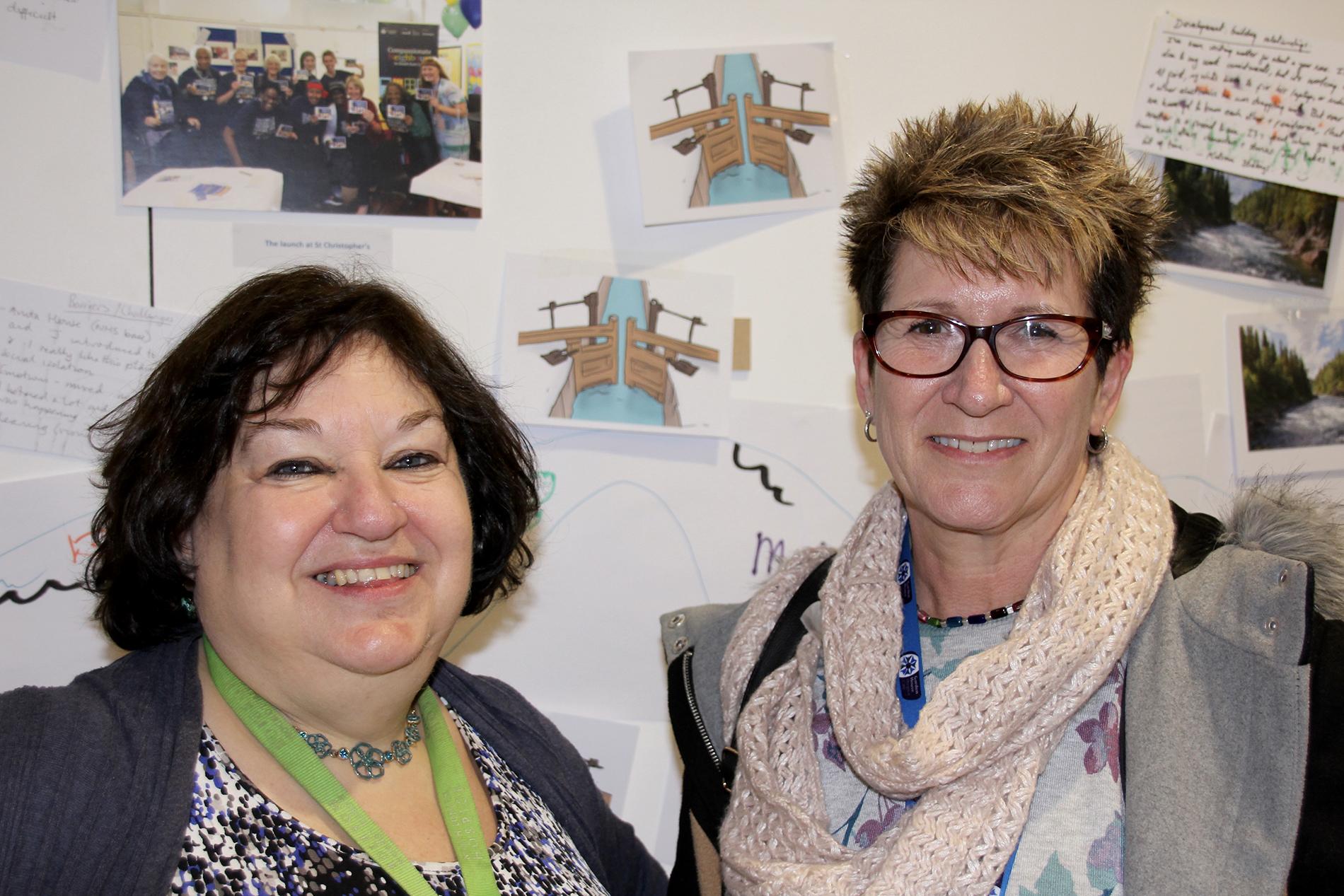 Debbie & Jeanette
