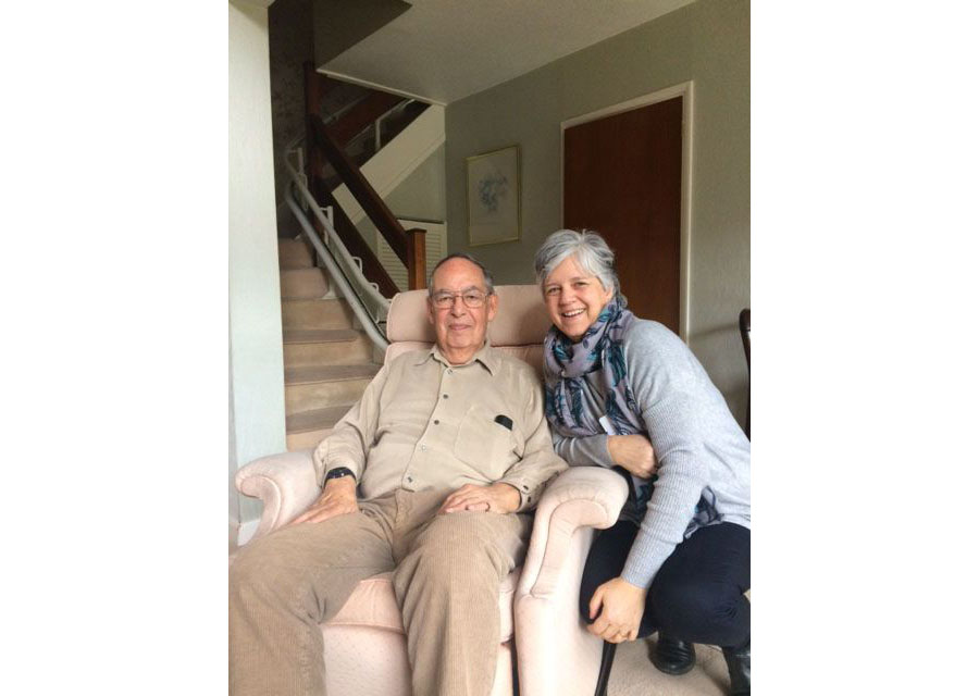 Louis Risner & Helen Sergeant