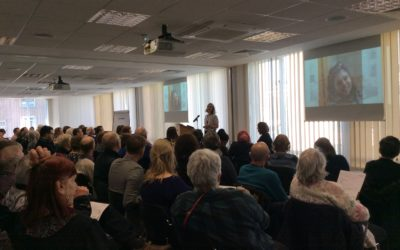 Our first conference – building the network